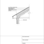 Sposób izolacji połaci dachowej - poddasze nieużytkowe